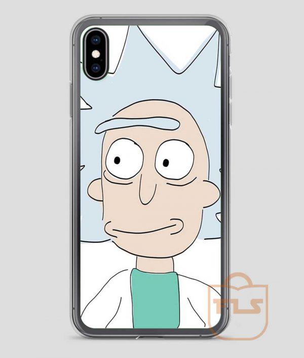 Rick-Smile-iPhone-Case