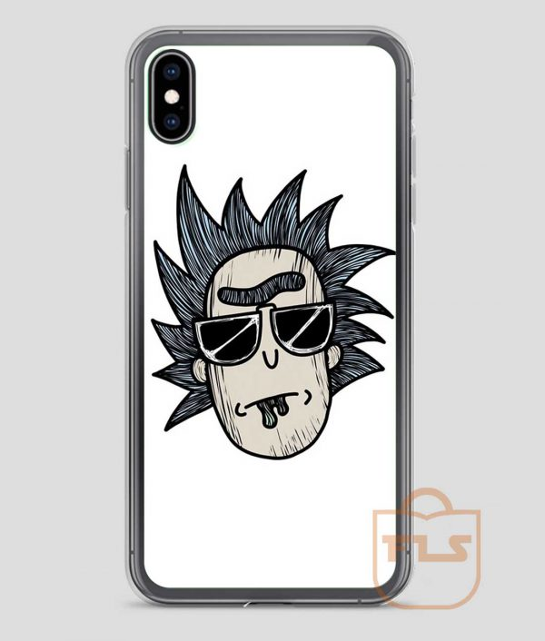 Rick-Sunglass-Cool-iPhone-Case