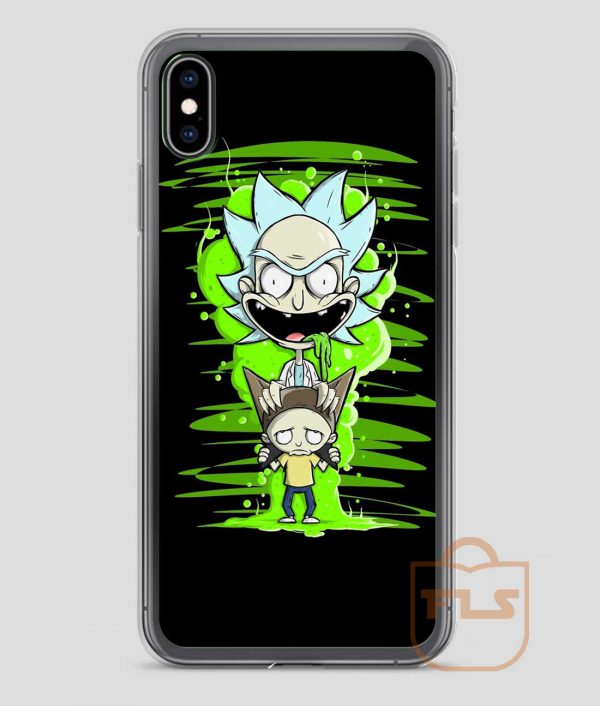 Rick-and-Morty-Free-Ride-iPhone-Case