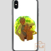 Rick-and-Morty-Mature-Cool-iPhone-Case
