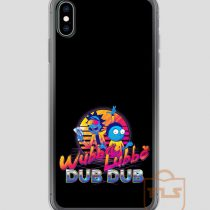 Rick-and-Morty-Neon-iPhone-Case
