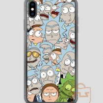 Rick-and-Morty-Outnumbered-iPhone-Case