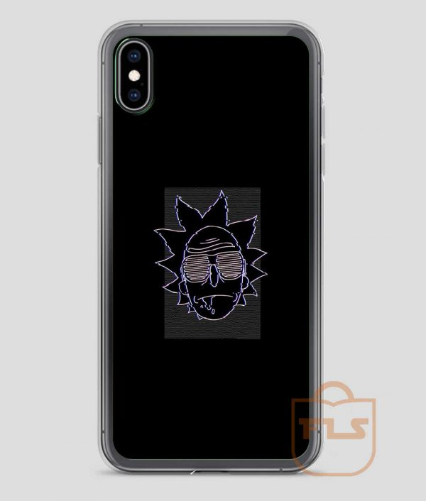 Rick-party-iPhone-Case