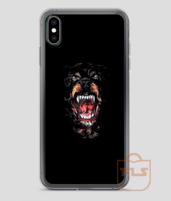 Rottweiler-Dog-iPhone-Case