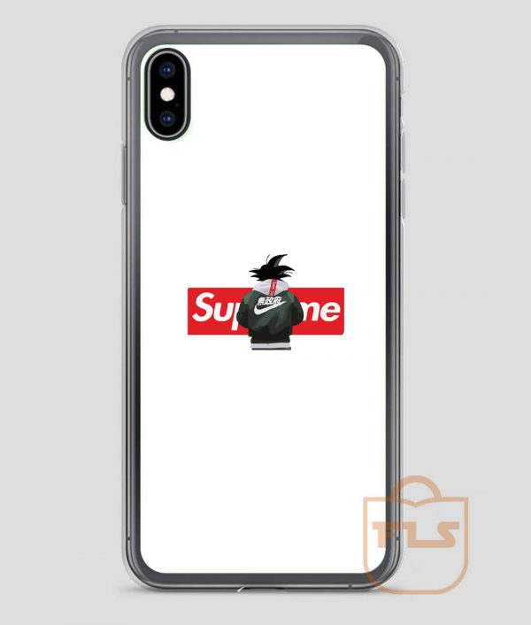 Son-Goku-Sup-iPhone-Case
