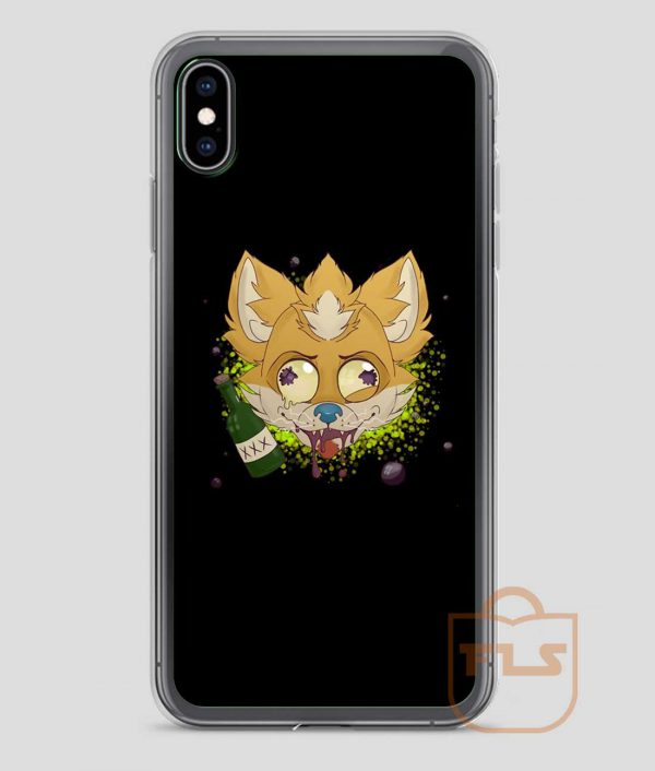 Squanchy-iPhone-Case