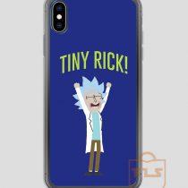 Tiny-Rick-iPhone-Case
