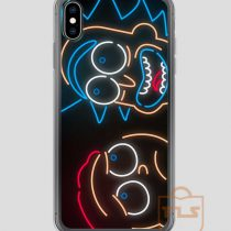 Were-Neon-Morty-iPhone-Case