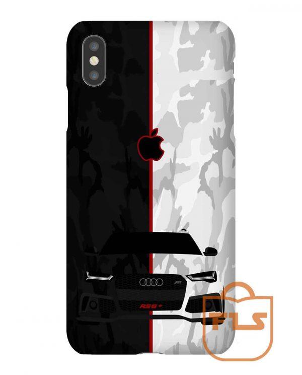 AUDI RS6 ABT iPhone Case