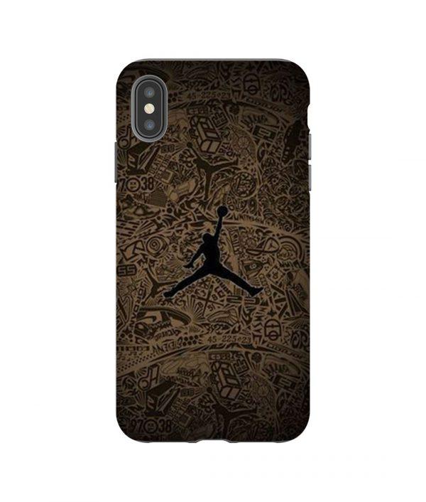 Air Jordan Aesthetic iPhone Case