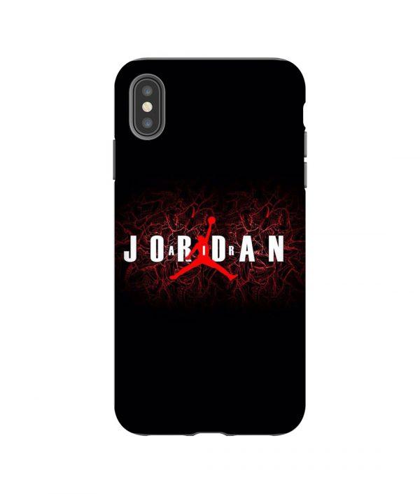 Air Jordan Art iPhone Case