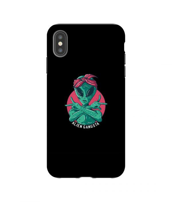 Alien Hypebeast iPhone Case