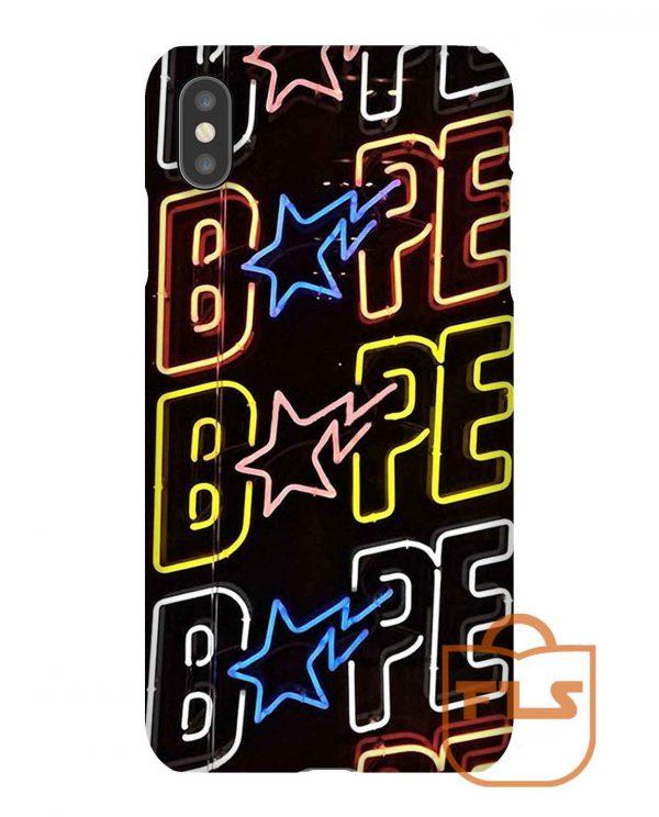 Bape Star iPhone Case