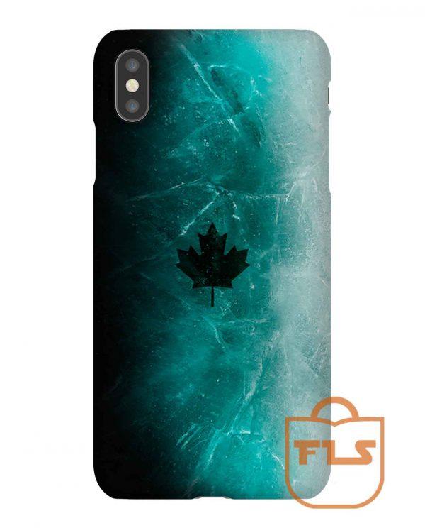 Black Ice JTF2 iPhone Case