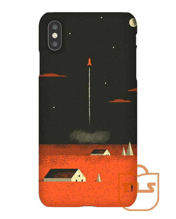 Bon Voyage iPhone Case