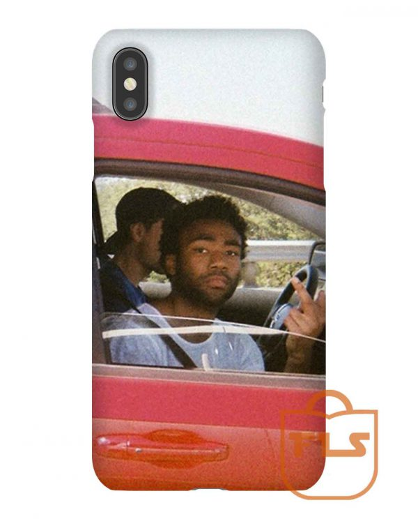 Childish Gambino iphone case