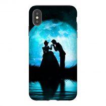 Cinderella in Blue iPhone Case
