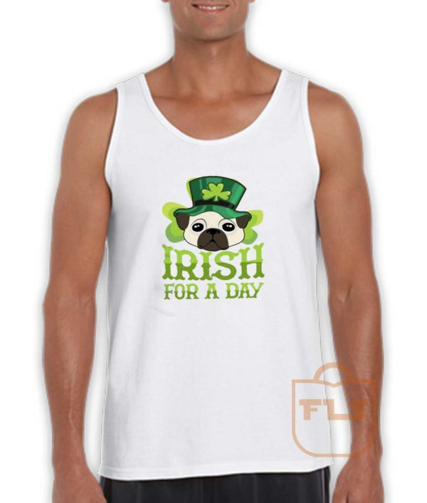 Dog Irish for Day Tank Top