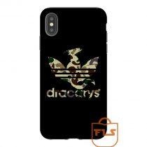 Dracarys Adidas Bape Camo Vector iPhone Case