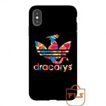Dracarys Adidas Bape Colorful iPhone Case