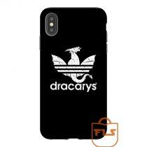 Dracarys Adidas Parody iPhone Case