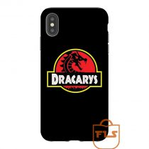 Dracarys Jurassic Park iPhone Case