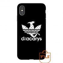 Dracarys Lines Art iPhone Case
