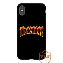 Dracarys Thrasher Flame iPhone Case
