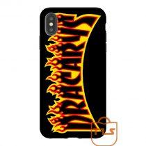 Dracarys Thrasher iPhone Case