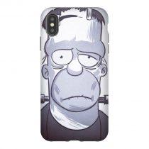 FrakenHomer Simpsons iPhone Case