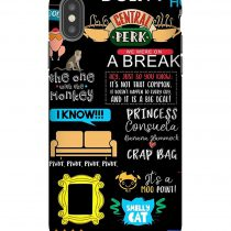 Friends Forever Collage iPhone Case