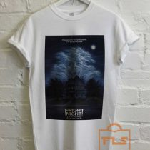 Fright Night Movie White T Shirt