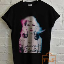 Gentlemen Prefers Blondie Debbie Harry Vintage T Shirt