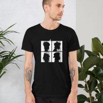 Gorillaz Inspired T Shirt