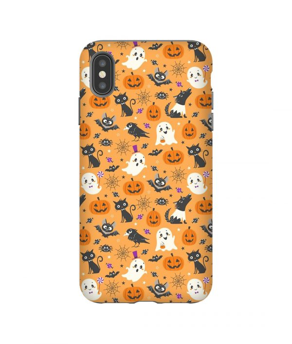 Halloween Cute Design iPhone Case