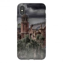 Halloween Mansion iPhone Case