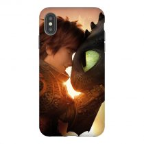 Hiccup and Toothless iPhone Case