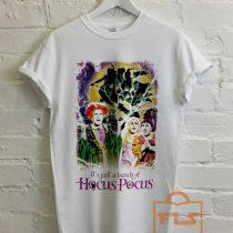 Hocus Pocus Bette Midler Vintage T Shirt