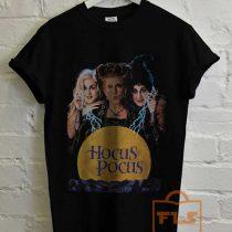 Hocus Pocus Retro T Shirt