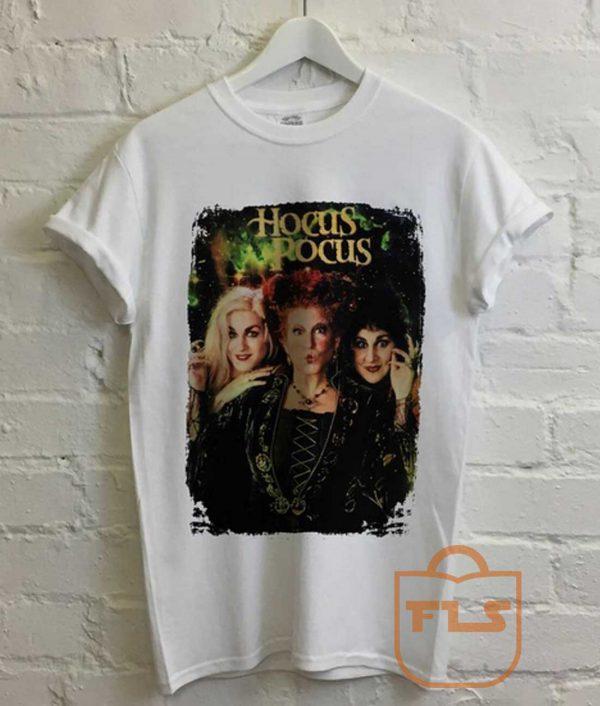 Hocus Pocus Witch Geek Halloween T Shirt