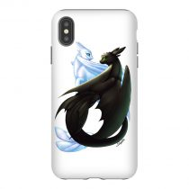 How to Train Dragon 3 Couple iPhone Case