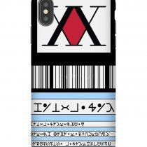 Hunter X Hunter License iPhone Case