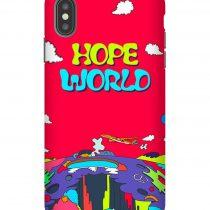 J Hope HOPE WORLD Album Art v1 iPhone Case
