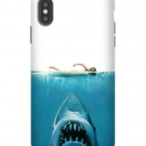 JAWS Blue Shark iPhone Case