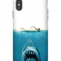 JAWS Blue Shark iPhone Case