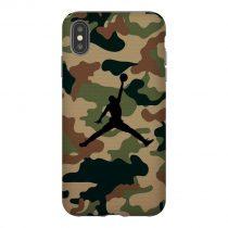 Jordan Bape Camo Army iPhone Case