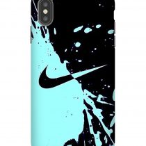 Just Do it Blue iPhone Case
