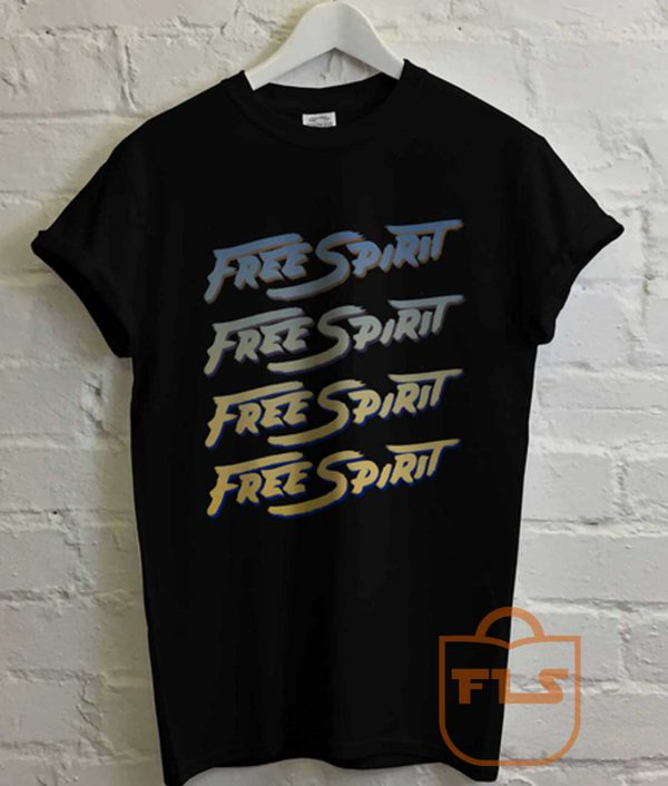 Khalid Free Spirits Retro T Shirt