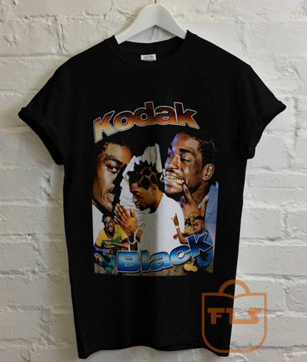 Kodak Black Retro T Shirt