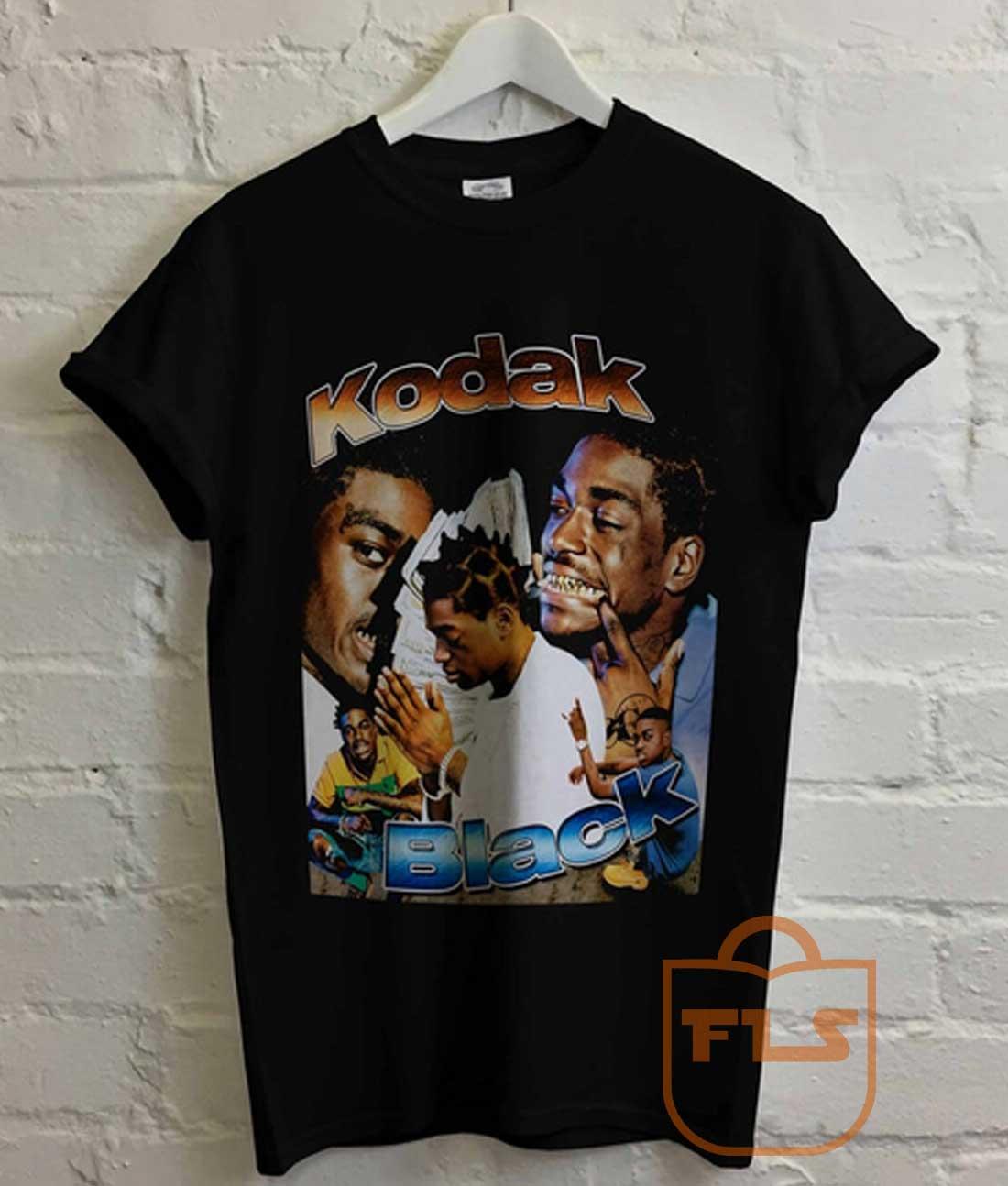 kodak black t shirt